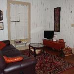 separate TV room