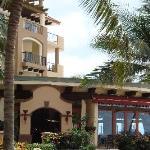 Bella Visa restaurant at the resort