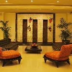 Zen-Like Lobby