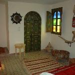 The Berber bedroom on the terrace
