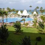 main hotel/pool