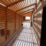 Interessant: Viel Holz im Design
