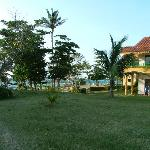 notre hôtel en bungalow