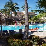 Piscina del Hotel Sol Cayo Largo