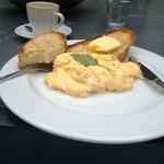 Famous 'bills' breakfast