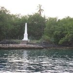 The Captain Cook Monument-billede