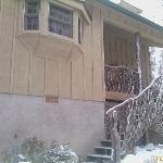 Front of Deer Lodge