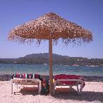 Beach facing Arrábida