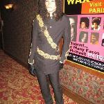 Michael Jackson - Louis Tussauds Wax Museum Niagara Falls