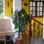 Upper Balcony access