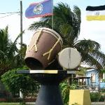 Drums of our Fathers monument
