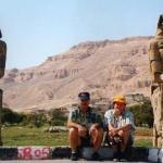 luxor egypt 1999valle dei re