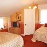 The Coral ensuite Room,