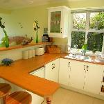 Cape Rose Suite Kitchen