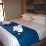 Das Zimmer,- sehr sauber und zwecksmäßig