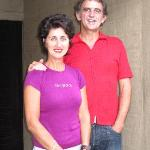 Die sensationellen Gastgeber Linda und Le Roi ,- Danke für alles