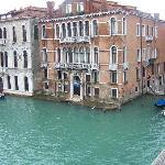 Taken from the Accademia Bridge