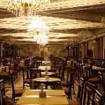 Sitzbereich im Restaurant (Hauptgeb.)