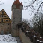 Bilde fra Town Walls