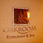 oakroom restaurant and bar