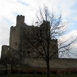 Rochester Castle ภาพ