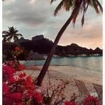 View from our bungalow, Bora Bora
