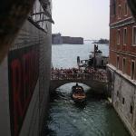 Bilde fra Canal Grande