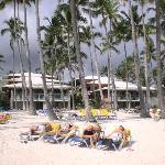 plage de l hotel