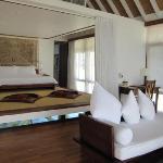 Inside the One Bedroom Villa
