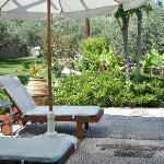 Villa Galini - Garden