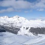 Great views over a large ski area