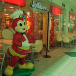 Jollibee in Ayala Mall, Cebu