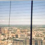 another view of san an from the tower of americas