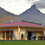 A View of Mt Warning bed and breakfast captures views from all suites