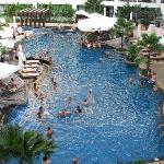 Mercure Patong Hotel main swimming pool