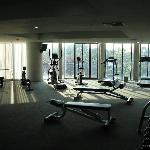 Mercure Patong Hotel gym room