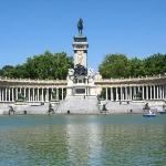 Parkque del Retiro  Madrid, España
