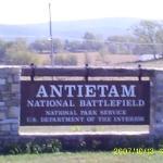 Antietam Battlefield  Sharpsburg,MD Bloodiest day of Civil War.