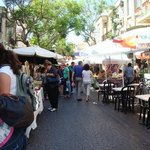Nachlat Binyamin Pedestrian Mall Photo