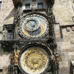 THE ASTRONOMICAL CLOCK!!!!!