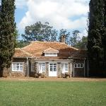 The Karen Blixen house
