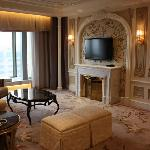 Director Suite - Sitting Room 1