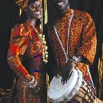 Be entertained by our African Dancers and Drummers