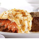 Petitie Filet and Lobster Tail