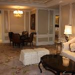 Director Suite - Sitting Room 2