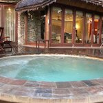 pool at room
