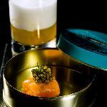 Tapas at 2 Michelin Star Restaurant