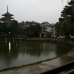 Ryokan al final del lago