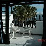 Plaza Azul Balcony