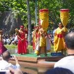 Polynesian Cultural Center Float Parade